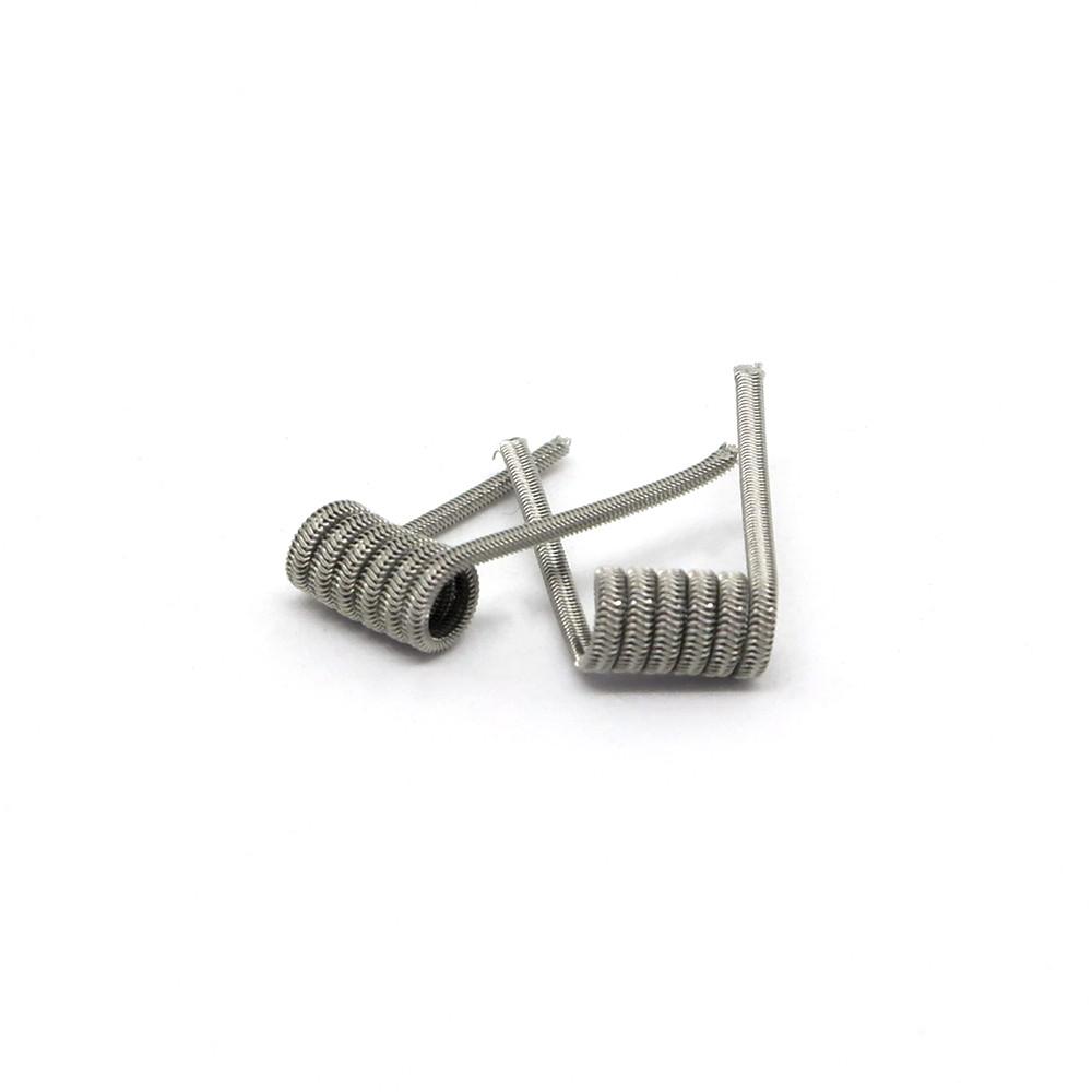 Комплект спиралей Hungry Coils Alien Interlocking № 339 2 шт 0.34 Ом