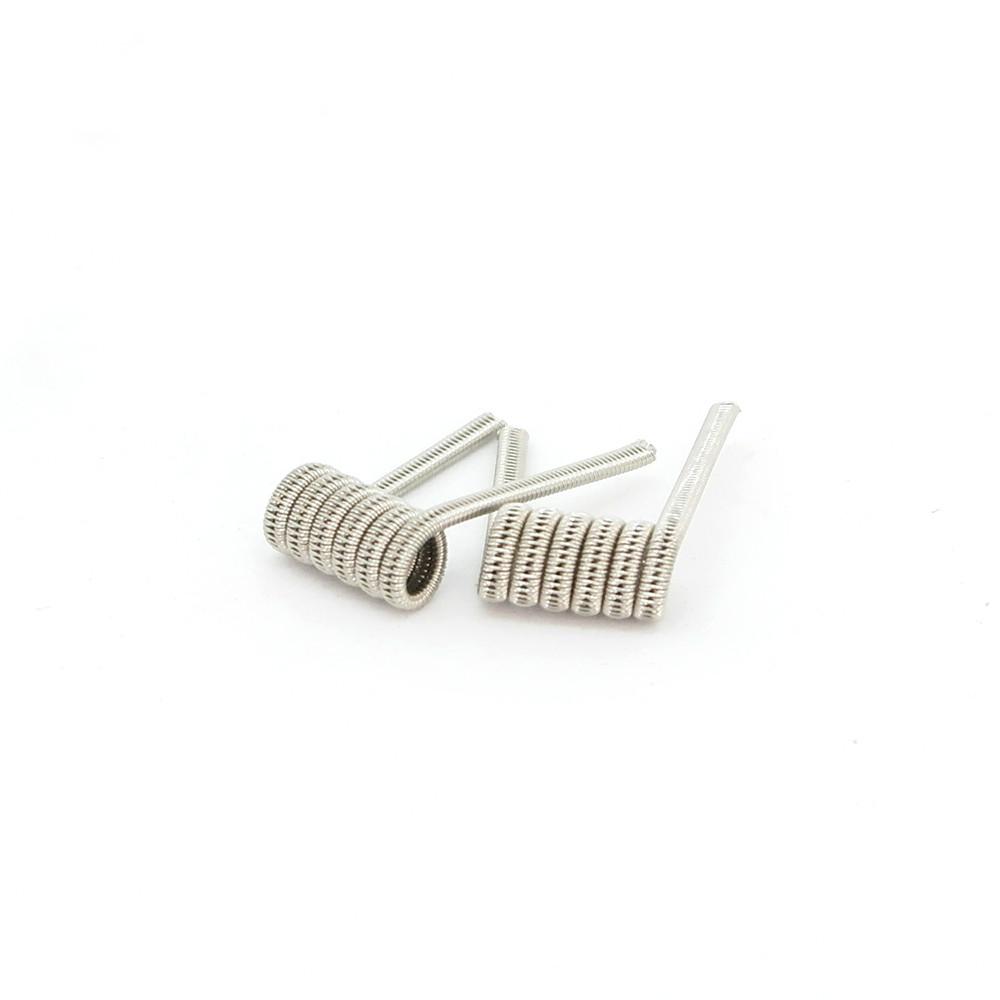 Комплект спиралей Hungry Coils Staggered Fused Clapton № 287 2 шт 0.33 Ом