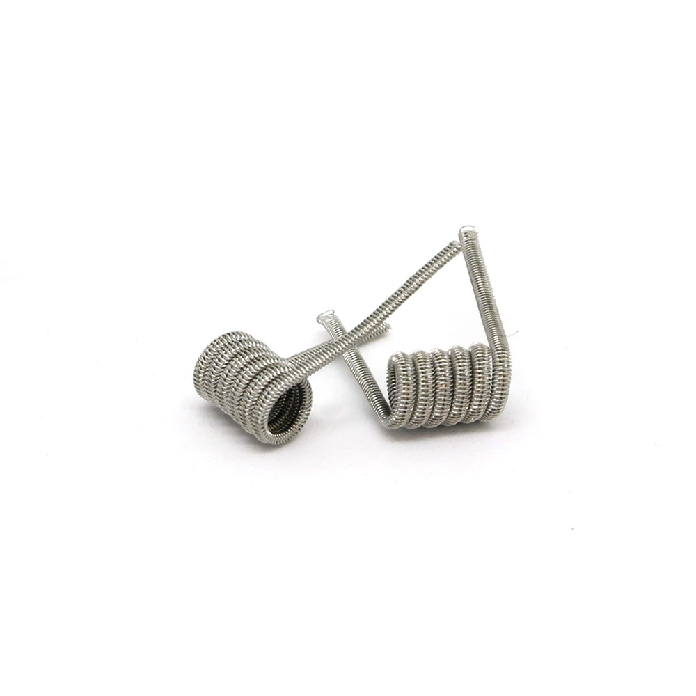Комплект спиралей Hungry Coils Alien Stitched № 333 2 шт 0.27 Ом