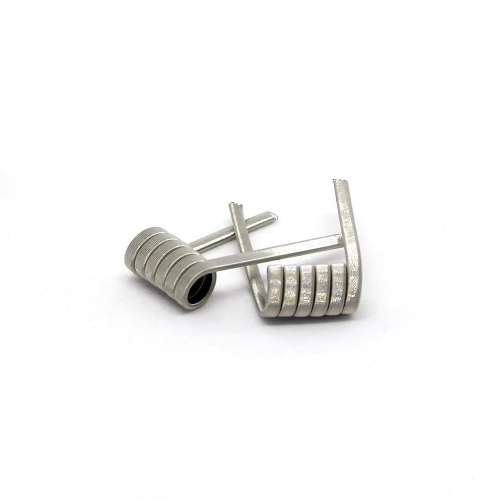 Комплект спиралей Hungry Coils Triple Fused Clapton № 224 2 шт 0.23 Ом