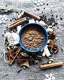 Масала чай ЭКСТРА, 35 грамм. Чай Масала. Композиция отборных молотых пряностей для пряного чая с молоком, фото 3
