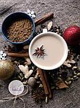 Масала чай ЭКСТРА, 35 грамм. Чай Масала. Композиция отборных молотых пряностей для пряного чая с молоком, фото 5