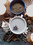 Масала чай ЭКСТРА, 35 грамм. Чай Масала. Композиция отборных молотых пряностей для пряного чая с молоком, фото 6