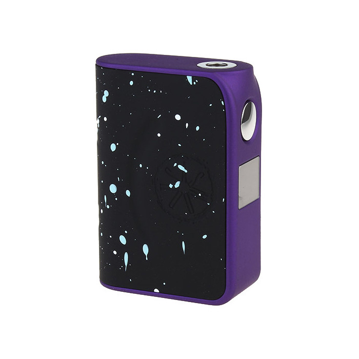 Бокс мод Asmodus Minikin Boost 155W Purple Splattered