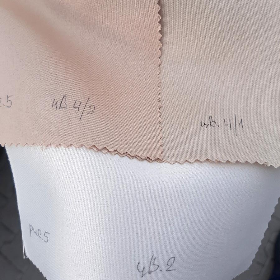 Тканина для Скатертин Однотон-155 Бежева (Рис.5) з Тефлоновим просоченням 155см
