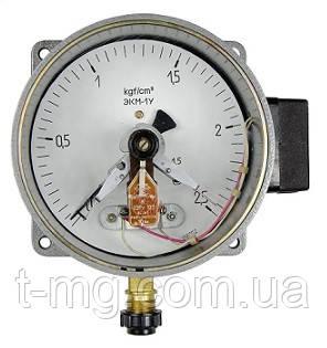 Манометр ЭКМ 2.5 кгс/см2