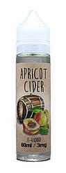 Steam Brewery Apricot Cider - 60 мл VG/PG 70/30 1.5