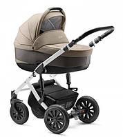 Jedo Детская коляска 2в1 Koda светло-коричневая