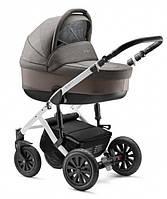 Jedo Детская коляска 2в1 Koda темно-серая