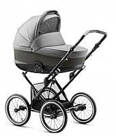 Jedo Детская коляска 2в1 Bartatina серая