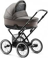 Jedo Детская коляска 2в1 Bartatina темно-серая