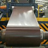 Гладкий  лист с полимерным покрытием толщиной 0,8 мм Италия ARVEDI , ширина 1250 мм ., фото 4