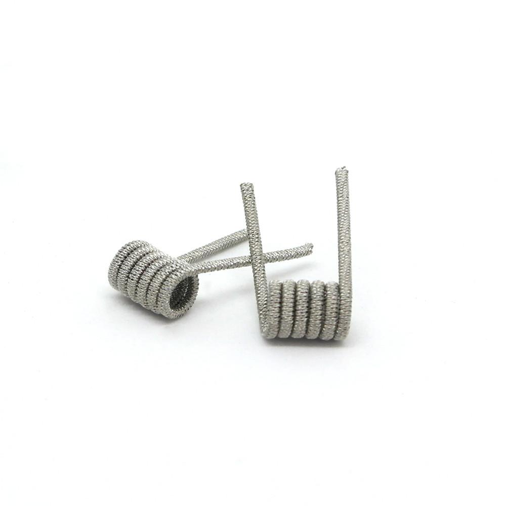 Комплект спиралей Hungry Coils Green Mamba 2 core № 262 2 шт 0.33 Ом