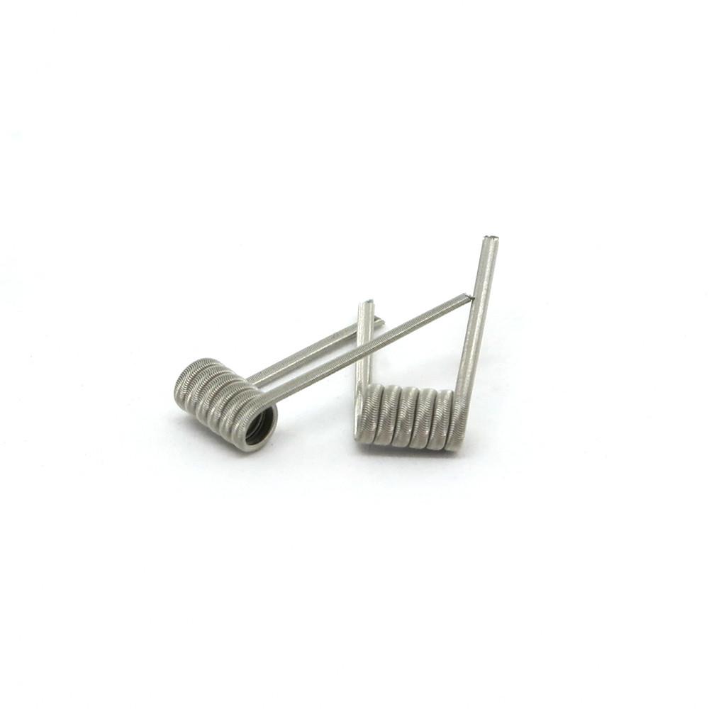 Комплект спиралей Hungry Coils Alien Fused Clapton № 313 2 шт 0.43 Ом