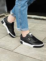 Женские кроссовки Puma Cali Remix Black