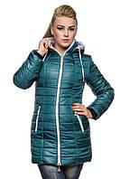 Куртка женская зимняя с капюшоном., фото 1