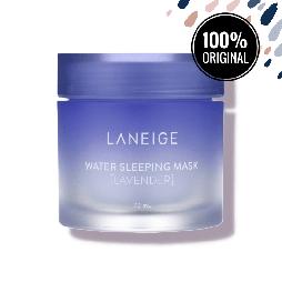 Увлажняющая ночная маска с лавандой для лица LANEIGE Water Sleeping Mask [Lavender], 70 мл