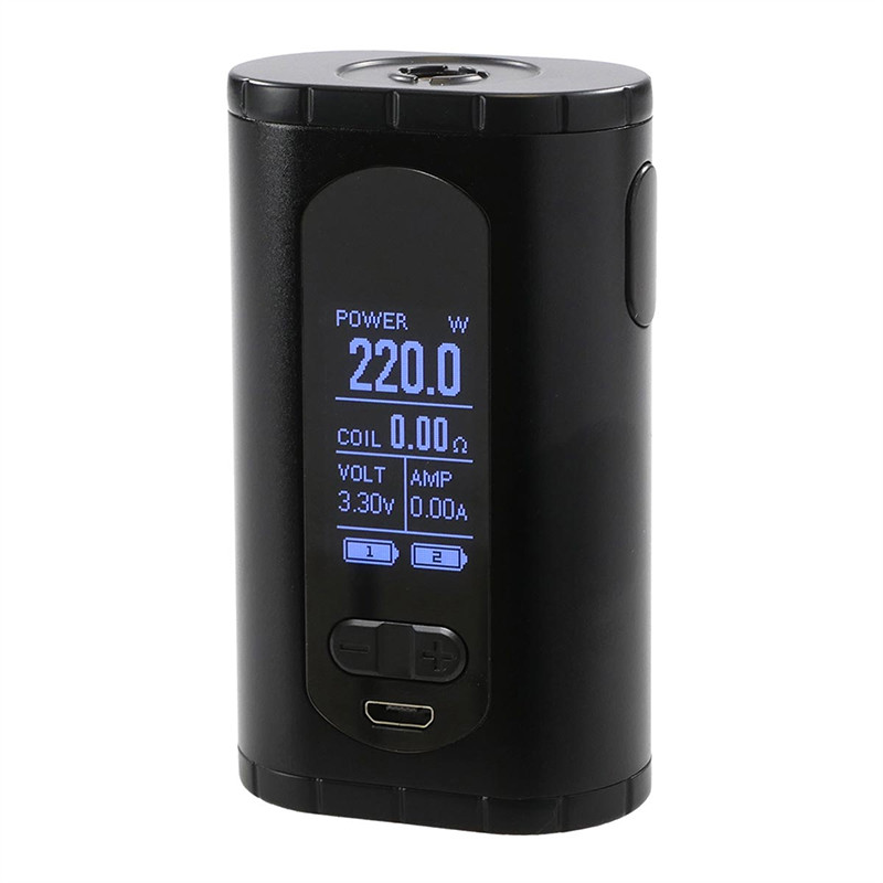 Бокс мод Eleaf Invoke 220W Black