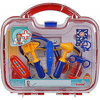 Игровой набор Simba Набор врача в кейсе 10 предметов (5542578), фото 1
