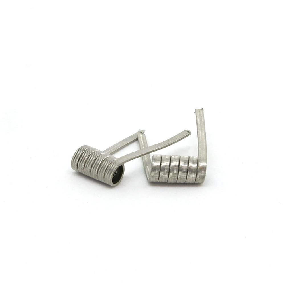 Комплект спиралей Hungry Coils Caterpillar 4 core № 248 2 шт 0.38 Ом