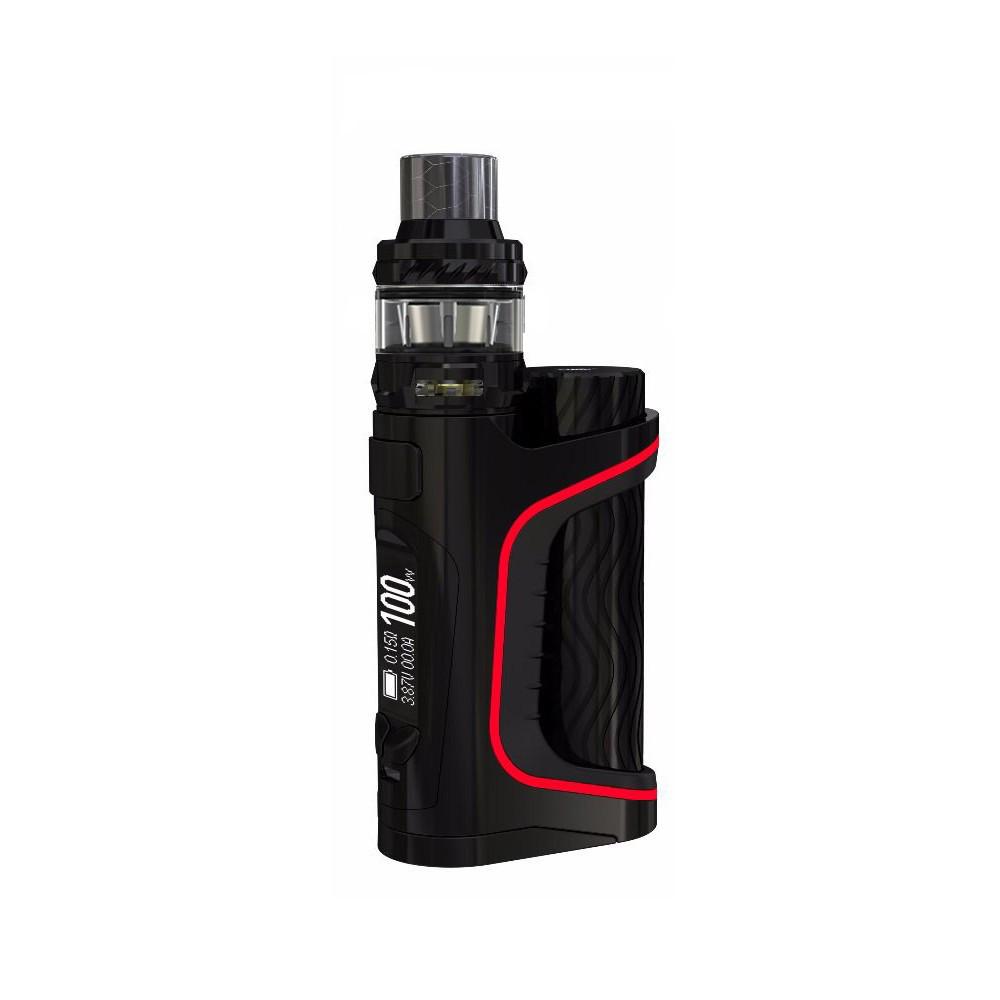 Стартовий набір Eleaf iStick Pico S 21700 100W Kit with battery Black