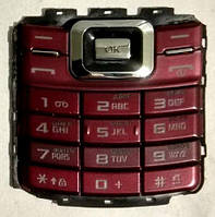 "Клавіатура ""Original"" для Samsung C5212 Red"