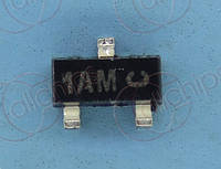 Транзистор NPN 40В 200мА ONS MMBT3904LT1 SOT23