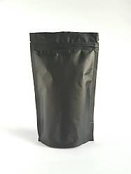 Пакет дой-пак 100х170 (черный матовый) / 100шт
