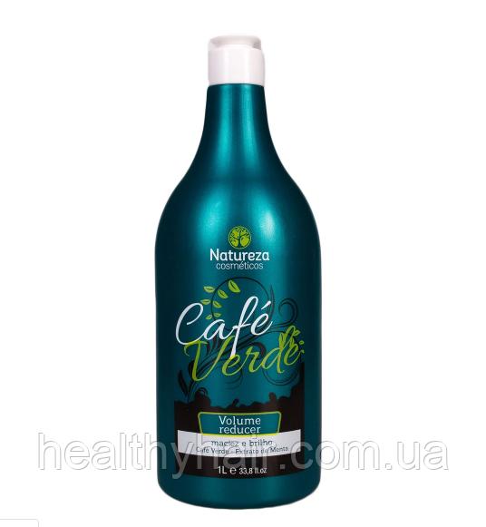 Кератин для выпрямления волос Natureza Cafe Verde 500 мл Разлив