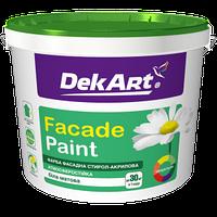 "Краска фасадная ""Facade Paint"" ТМ ""DekArt"""
