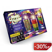 Комплект креативного творчества Danko Toys Magic candle crystal 7320DT