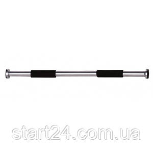 Турник раздвижной SportVida 70-120 см SV-HK0002