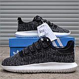 Кроссовки Adidas Tubular Shadow Knit / Адидас Тубулар Шадов, фото 2