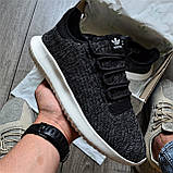 Кроссовки Adidas Tubular Shadow Knit / Адидас Тубулар Шадов, фото 4