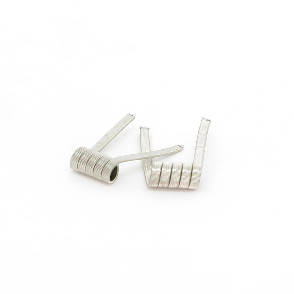 Комплект спиралей Hungry Coils Caterpillar 4 core № 247 2 шт 0.34 Ом