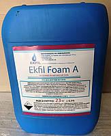 Кислотное пенное моющее средство Ekfil Foam A (кан. 23 кг)