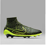 Бутсы футбольные профессиональные Nike Magista Obra FG, фото 4