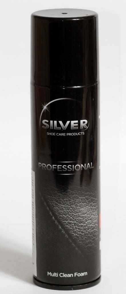 Пена-очиститель для всех видов обуви Silver Professional
