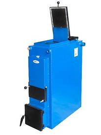 Шахтный котел нижнего горения Termit-TT (Термит) 18 кВт Эконом. Бесплатная Доставка!