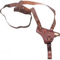 Кобура плечова універсальна Baltes 005 для револьвера СКАТ з коротким стволом