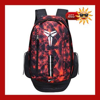Баскетбольный рюкзак с отделом для мяча Nike Kobe брак замка