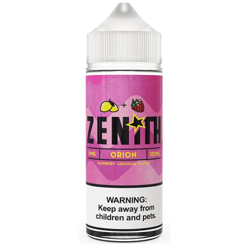 Премиум жидкость для электронных сигарет Zenith - Orion 120ml [3mg] (Original)