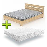 Матрас для двуспальной кровати 160 на 200