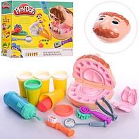 """Игровой набор пластилин Play Doh """"Мистер Зубастик"""" MK 1525"""