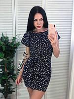 Потрясающее легкое платье на лето, софт S\M\L, фото 1