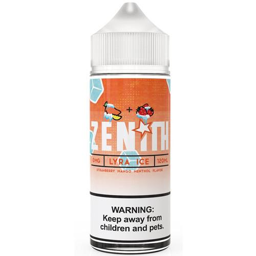 Премиум жидкость Zenith - Lyra Ice 120ml [3mg] (Original)