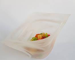 Пакет дой-пак 100х170 (прозрачный матовый) / 100шт, фото 2