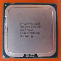 Процессор Intel Pentium Dual-Core E2160 1.80GHz/1M/800, s775, tray