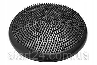 Балансировочная подушка (сенсомоторная) массажная 4FIZJO PRO+ 4FJ0021 Black, фото 3