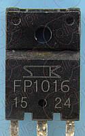 Транзистор NPN 160В 8А 65МГц Sanken FP1016 TO3PF б/у